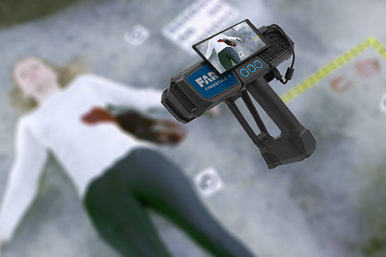 Freestyle 2 Crime Scene Scan