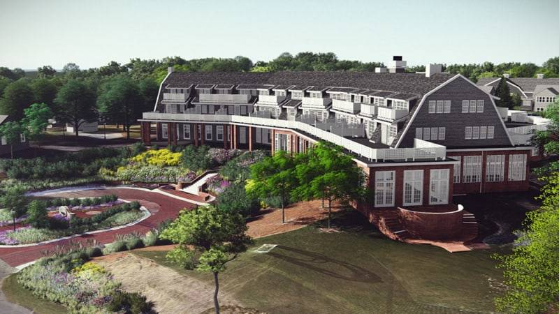 As-built documentation helps a leading architect refresh iconic resort. img 4