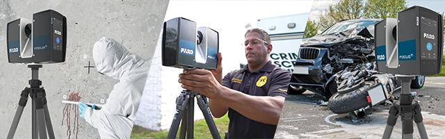 laser scanners for law enforcement