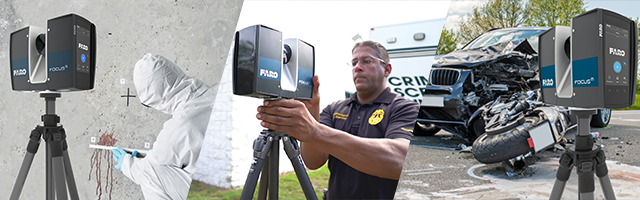 laser scanners for law enforcement