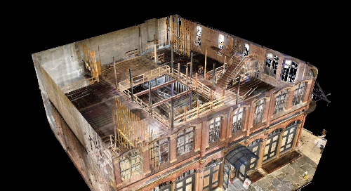 Reinventing the Wagener Building