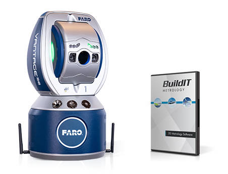 FARO Vantage Laser Tracker