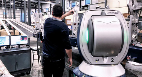 Startup to success Datum Metrology prospers with FARO Laser Trackers PART 1