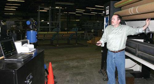 FARO provides total measurement solution for large machine manufacturer