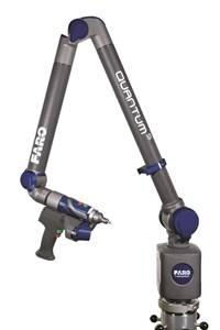 QuatumS ScanArm Laser Line Probe Left Upright Product HR2
