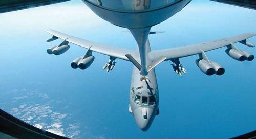 Mission Support Inc overhauls US Air Force B-52s using the FaroArm