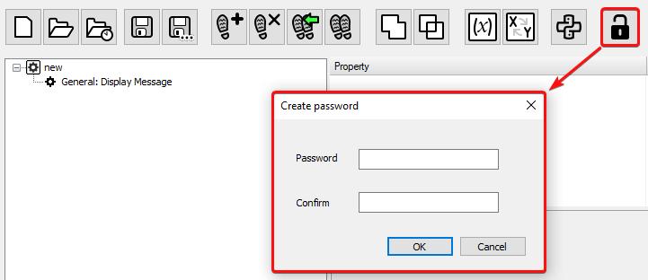 password lock BuildIT Metrology 2021