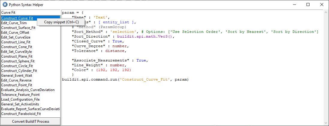 syntax_helper BuildIT Metrology 2021