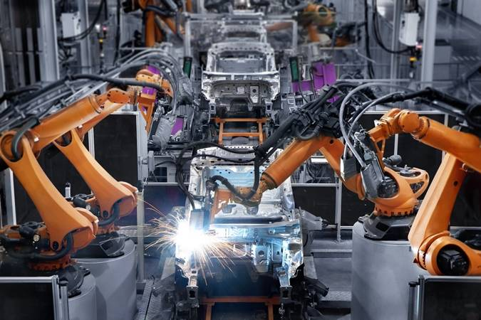 The auto industry is using 3D technology to innovate