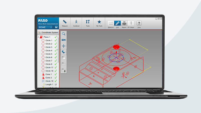 CAM2 SmartInspect Software