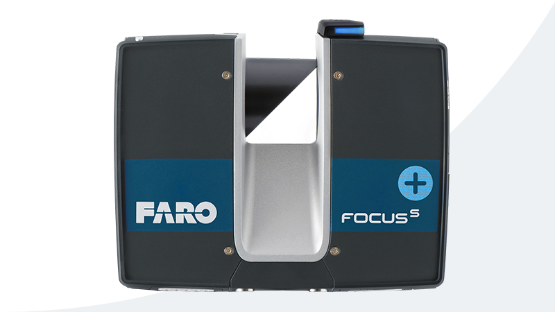 Focus S Plus Laser Scanner