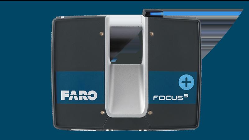 Focus S Plus Laser Scanner