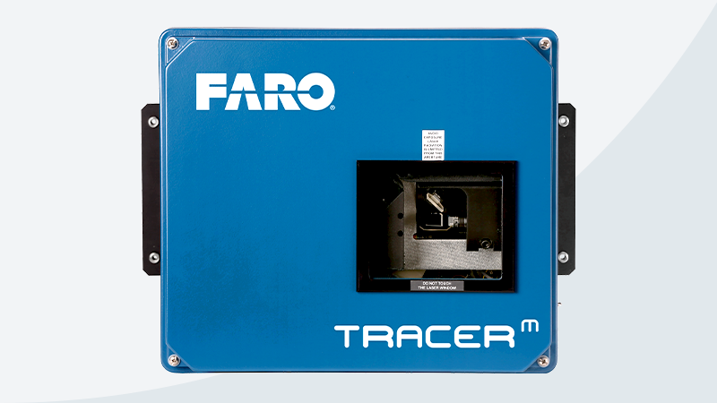 Tracer M Laser Projector