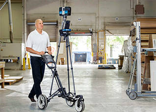 FARO® Releases First Fully Integrated High-Accuracy Indoor Mobile Laser Scanner: Focus Swift Extends Functionality and Versatility of FARO FocusS Laser Scanner