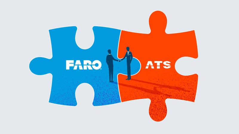 FARO Acquires ATS AB
