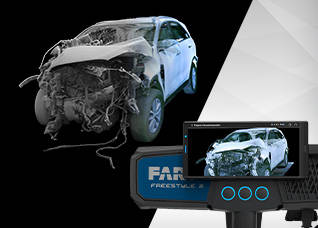 FARO® Launches Freestyle 2 Portable 3D Scanner