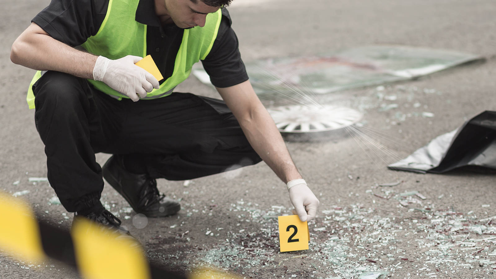 CSI scene